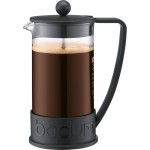 Cafetera French Press Brazil BODUM Negro